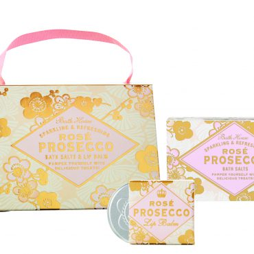 Rose Prosecco Handbag