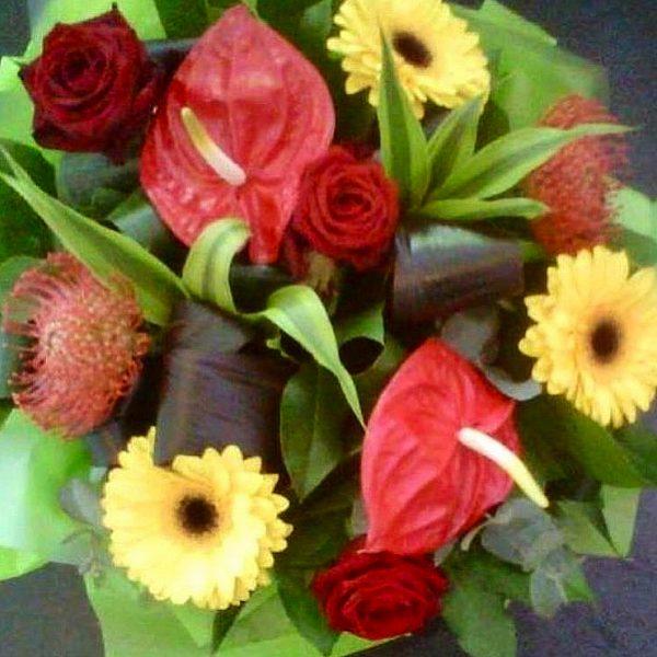 Tianna bouquet