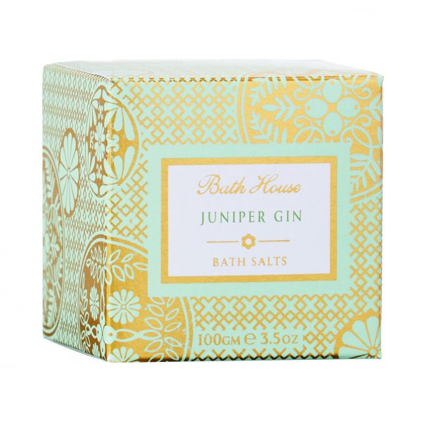Juniper Gin Bath Salts