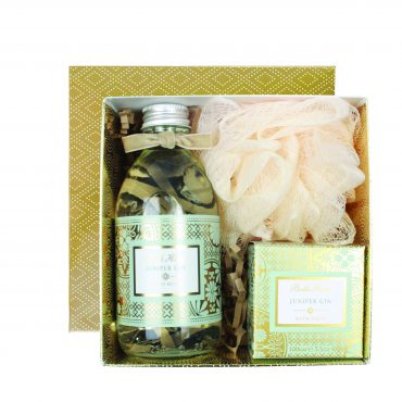 Juniper Gin Gift Box Bathe