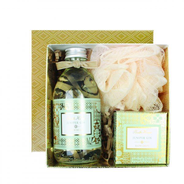 Juniper Gin Gift Box Bathe